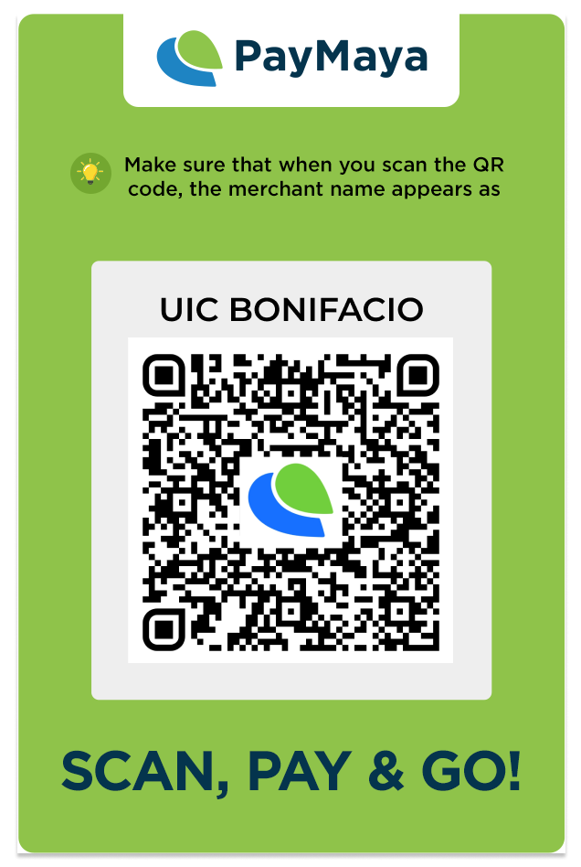DIGITAL QR - basic-UIC BONIFACIO
